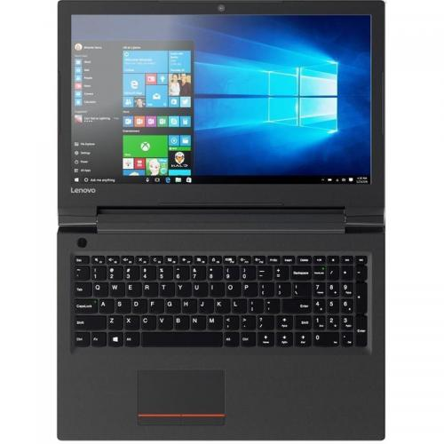 Laptop Lenovo V110 IKB, Intel Core i5-7200U, 15.6inch, RAM 8GB, SSD 256GB, Intel HD Graphics 620, Free Dos, Black