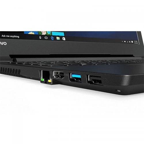 Laptop Lenovo V110 ISK, Intel Core i3-6006U, 15.6inch, RAM 4GB, HDD 1TB, Intel HD Graphics 520, Windows 10 Pro, Black