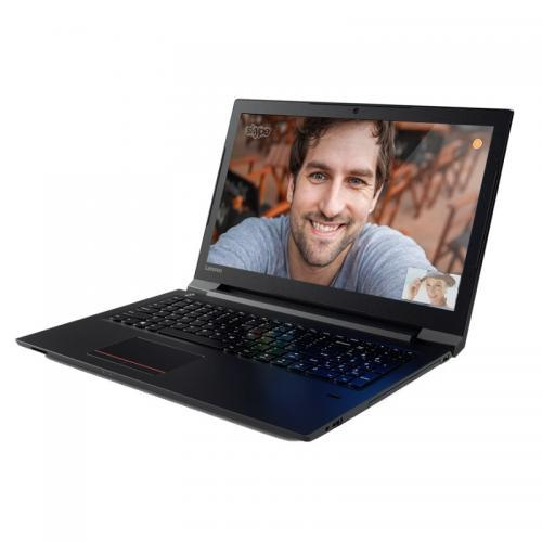 Laptop Lenovo V310 ISK, Intel Core i3-6006U, 15.6inch, RAM 4GB, SSD 120GB, HDD 1TB, AMD Radeon M530 2GB, Free Dos, Black