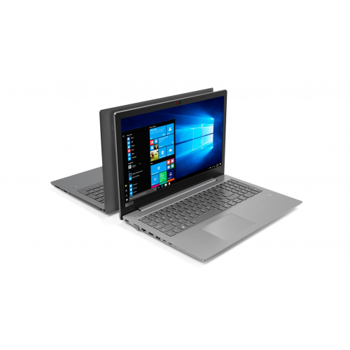 Laptop Lenovo V330-15IKB, Intel Core i3-8130U, 15.6inch, RAM 8GB, SSD 256GB, Intel UHD Graphics 620, Free Dos, Iron Gray