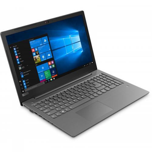 Laptop Lenovo V330-15IKB, Intel Core i7-8550U, 15.6inch, RAM 4GB, HDD 1TB + SSD 128GB, Intel UHD Graphics 620, Free Dos, Iron Gray