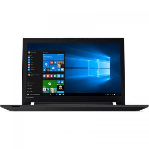 Laptop Lenovo V510-15IKB, Intel Core i5-7200U, 15.6inch, RAM 8GB, SSD 256GB, Intel HD Graphics 620, Free DOS, Black