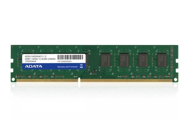 Memorie A-Data Performance 4GB DDR3-1600Mhz, CL11