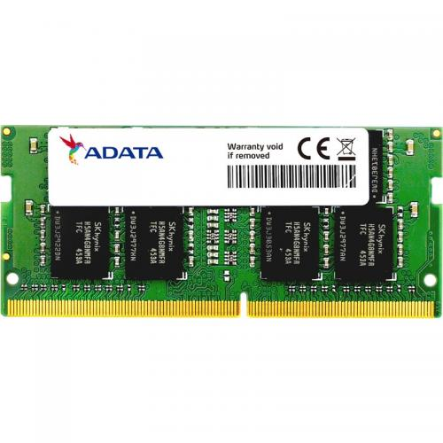 Memorie SO-DIMM Adata 8GB, DDR4-2400MHz, CL17
