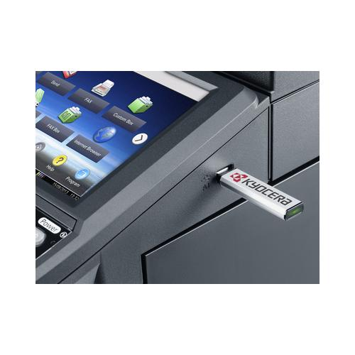 Multifunctional Laser Color Kyocera TASKalfa 2551ci
