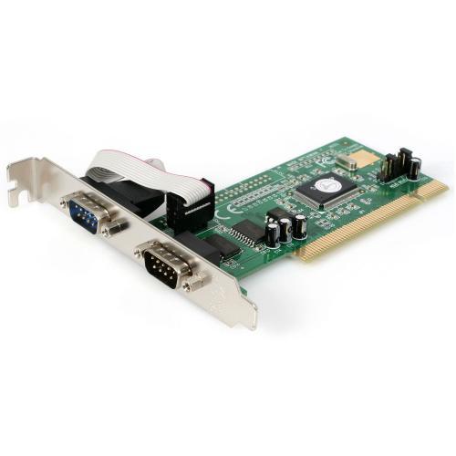 Adaptor Startech PCI2S550, PCI - 2x Serial