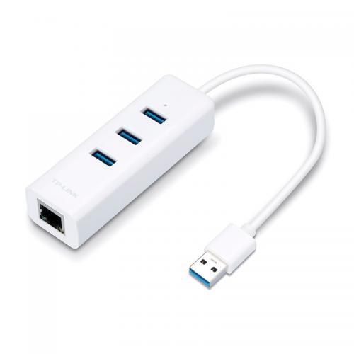 Placa de retea TP-LINK UE330, USB