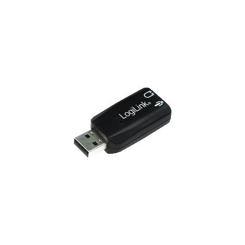 Placa de sunet Logilink USB Virtual 3D UA0053