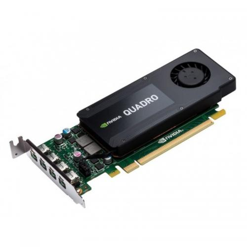 Placa video profesionala PNY nVidia Quadro K1200 DP 4GB DDR5, 128bit, Low Profile