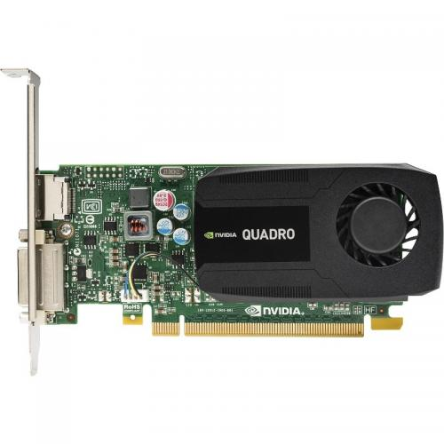 Placa video profesionala PNY nVidia Quadro K420 2GB, GDDR3, 128bit, Low Profile