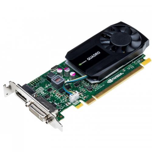 Placa Video Profesionala PNY NVIDIA Quadro K620 Low Profile 2GB, GDDR3, 128bit