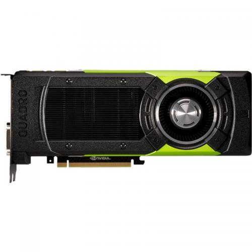 Placa video profesionala PNY nVidia Quadro M6000 24GB DDR5, 384bit