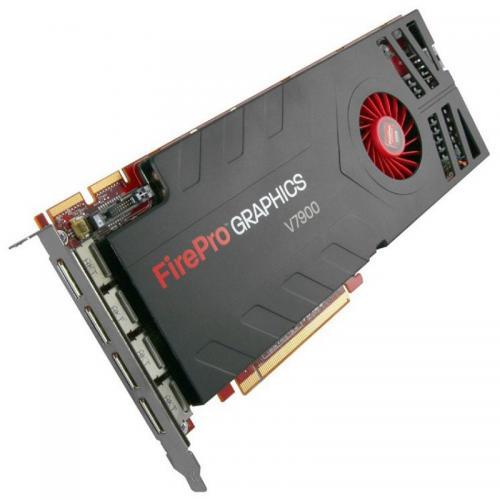 Placa Video Profesionala Sapphire AMD FirePro V7900 2GB, GDDR5, 256bit