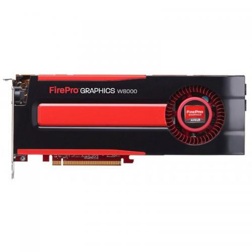 Placa Video Profesionala Sapphire AMD FirePro W8000 4GB, GDDR5, 256bit