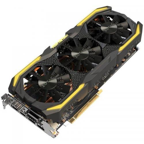 Placa video Zotac nVidia GeForce GTX 1070 Ti AMP! Extreme 8GB, DDR5, 256bit