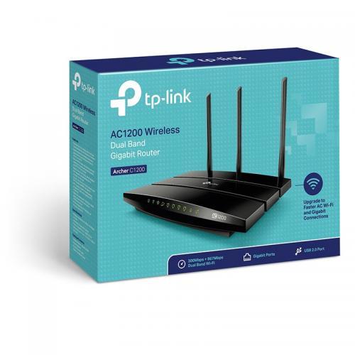 Router wireless TP-LINK Archer C1200, 4x LAN