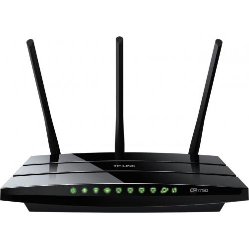 Router Wireless Tp-Link Archer C7 Dual-Band, 4x Lan