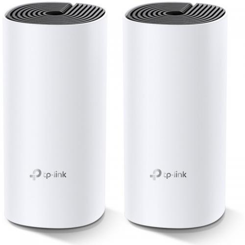 Router wireless TP-LINK Mesh Deco M4, 2x LAN, 2 bucati