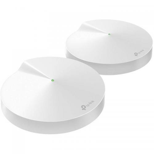 Router wireless TP-LINK Mesh Deco M5, 2x LAN, 2 bucati