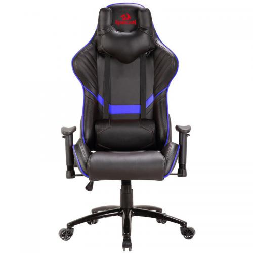Scaun gaming Redragon Coeus, Black-Blue