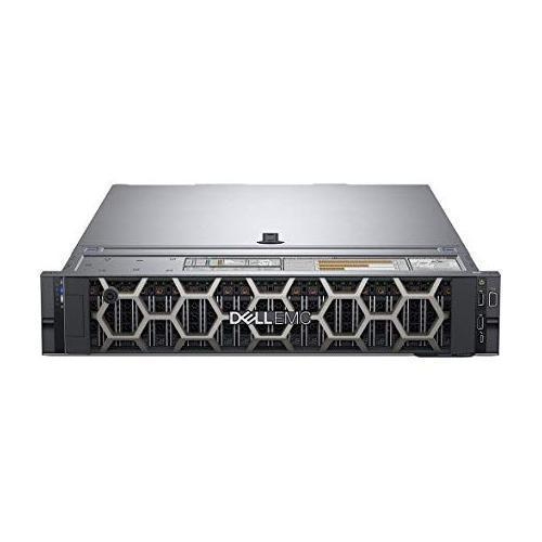 Server Dell PowerEdge R740, Intel Xeon Silver 4208, RAM 16GB, SSD 480GB, PERC H730P, PSU 2x 750W, No OS