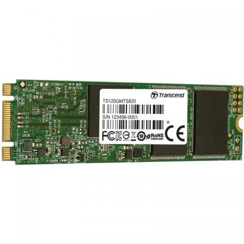 SSD Transcend MTS820S, 240GB, SATA3, M.2 - RESIGILAT