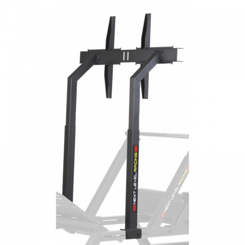 Stand Monitor Next Level Racing F-GT Cockpit for 1or3 displays, Matte Black