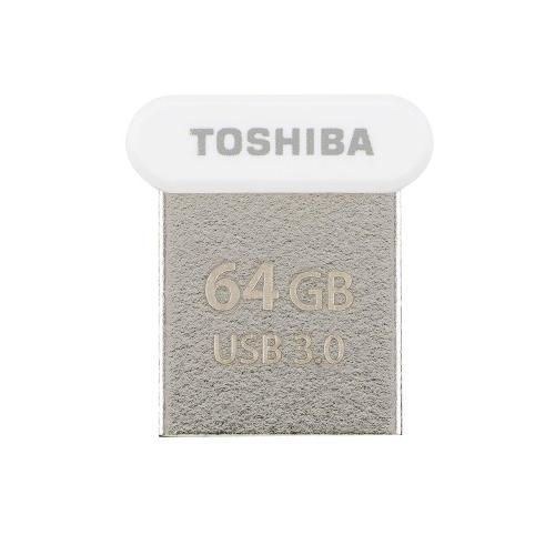Stick Memorie Toshiba U364, 64GB, USB 3.0, White