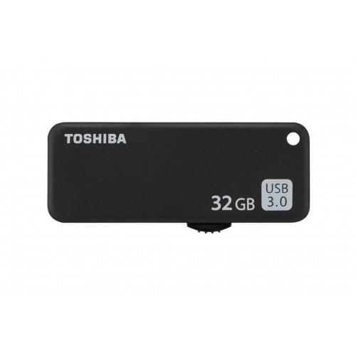 Stick Memorie Toshiba U365, 32GB, USB 3.0, Black