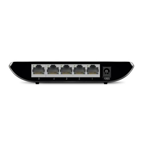 Switch TP-LINK TL-SG1005D, 5 porturi