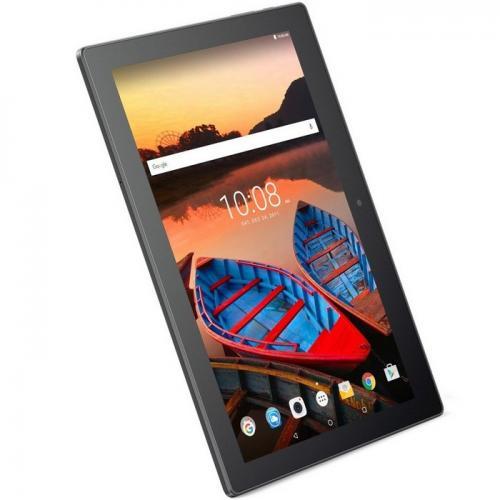 Tableta Lenovo Tab 3 10 Business, MediaTek Quad Core, 10.1inch, 32GB, Wi-Fi, Bt, Android 6.0, Black