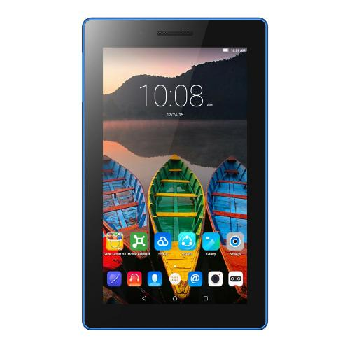 Tableta Lenovo Tab3 A7-10F, Cortex Quad Core A7, 7 inch, 16GB, Wi-Fi, Bt, Android 5.0, Black