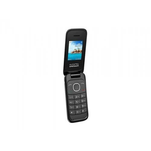 Telefon mobil Alcatel GINGER 2, 2G, 1035D, Dual Sim, dark grey