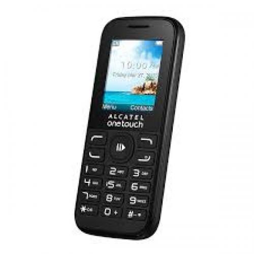 Telefon mobil Alcatel TIGER L3, 2G, 1052G, black