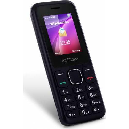 Telefon Mobil myPhone 3300 Black