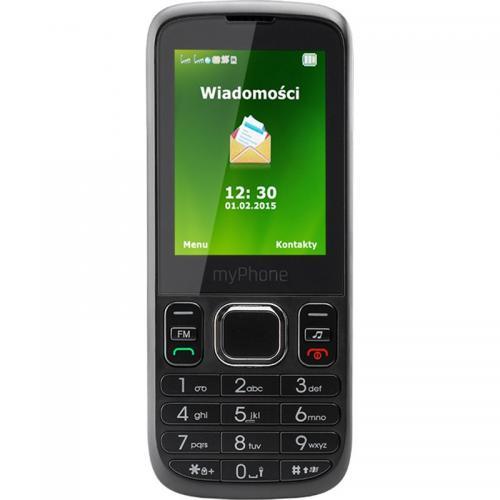 Telefon mobil MyPhone, 6300, Black