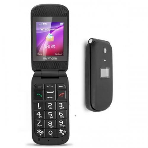 Telefon mobil myPhone Metro Black