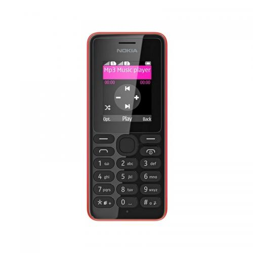 Telefon Mobil Nokia 108 Single Sim Red