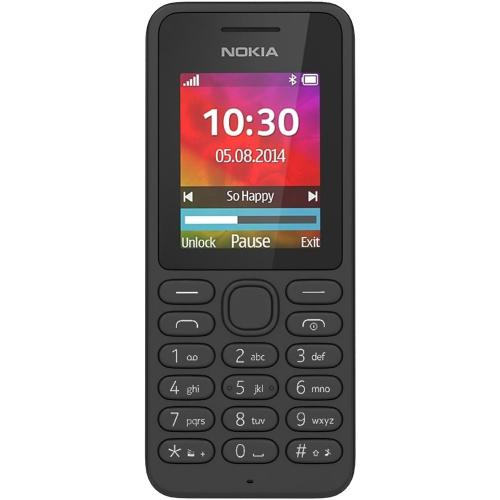 TeleFon Mobil Nokia 130 Single SIM BLACK