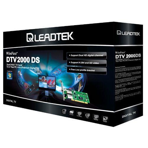TV Tuner Leadtek DTV2000 DS
