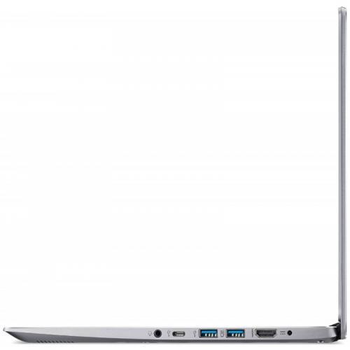 Ultrabook Acer Swift SF315-52G, Intel Core i5-8250U, 15.6inch, RAM 4GB, HDD 1TB, nVidia GeForce MX150 2GB, Windows 10, Sparkly Silver