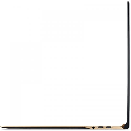 Ultrabook Acer Swift SF713-51, Intel Core i5-7Y54 13.3inch, RAM 8GB, SSD 256GB, Intel HD Graphics 615, Windows 10, Gold