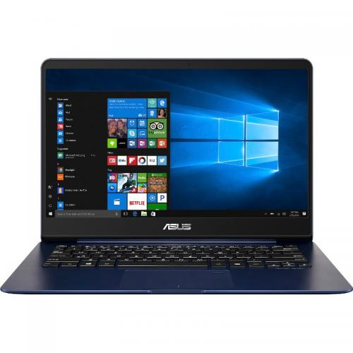 Ultrabook ASUS BX430UA-GV071R, Intel Core i7-7500U, 14inch, RAM 8GB, SSD 256GB, Intel HD Graphics 620, Windows 10 Pro, Blue