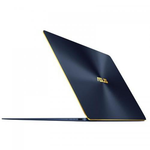 Ultrabook Asus ZenBook 3 UX390UA-GS073T, Intel Core i7-7500U, 12.5inch, RAM 8GB, SSD 512GB, Intel HD Graphics 620, Windows 10, Blue
