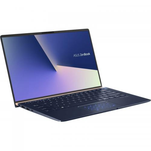 Ultrabook ASUS ZenBook UX433FA-A5046R, Intel Core i5-8265U, 14inch, RAM 8GB, SSD 256GB, Intel UHD Graphics 620, Windows 10 Pro, Royal Blue