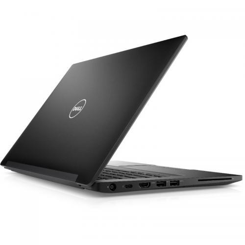 Ultrabook DELL Latitude 7480, Intel Core i5-7300U, 14inch, RAM 8GB, SSD 512GB, Intel HD Graphics 620, Windows 10 Pro, Black