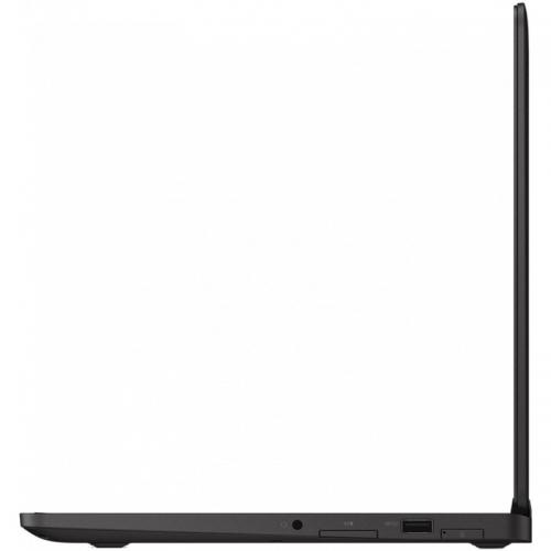 Ultrabook Dell Latitude E7270, Intel Core i5-6300U, 12.5inch, RAM 8GB, SSD 256GB, Intel HD Graphics 520, FingerPrint Reader, Windows 10 Pro, Black