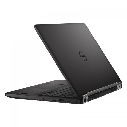 Ultrabook Dell Latitude E7270, Intel Core i7-6600U, 12.5inch, RAM 8GB, SSD 256GB, Intel HD Graphics 520, Windows 10 Pro, Black