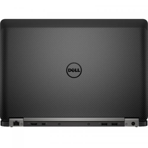 Ultrabook Dell Latitude E7470, Intel Core i7-6600U, 14inch, RAM 16GB, SSD 512GB, Intel HD Graphics 520, Linux, Black