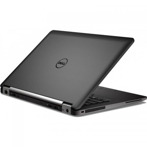 Ultrabook DELL Latitude E7470, Intel Core i7-6600U, 14inch, RAM 8GB, SSD 256GB, 4G, Intel HD Graphics, Windows 7 Professional